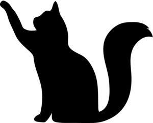 300x242 Best Cat Clipart Ideas Best Squirrel Image