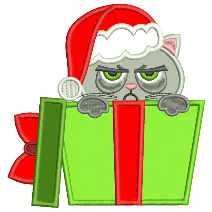700x700 Grumpy Cat Clipart Christmas