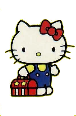 264x400 Hello Kitty Clip Art For Christmas Fun For Christmas