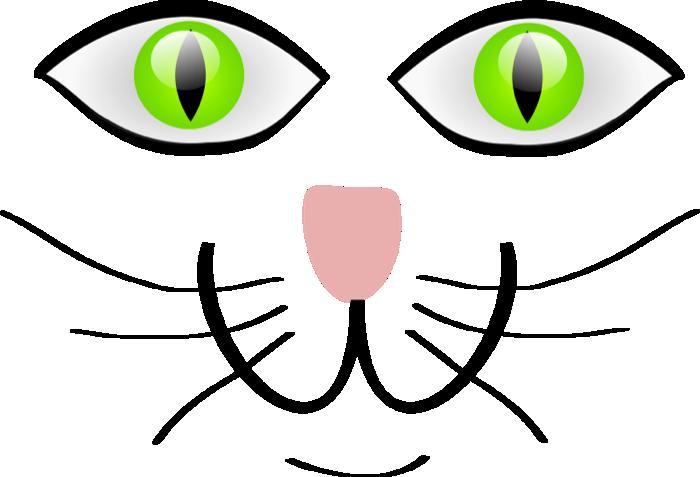 700x477 Persian Cat Face Clip Art Cliparts