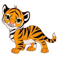 236x236 Tiger Clipart No Background