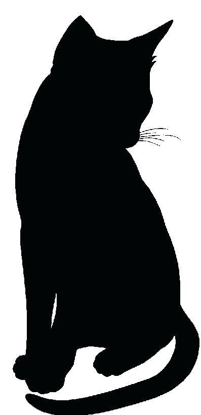 397x817 Cat Clipart Cats Chalkboard Cats Clip Art Tribal Cats Cat