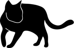 300x195 Free Free Cat Clip Art Image 0071 1002 1223 4661 Animal Clipart