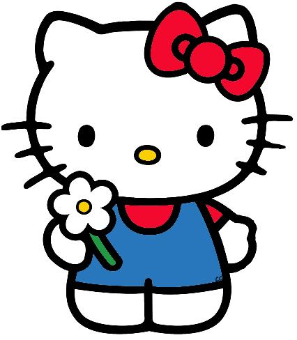 426x488 Hello Kitty Clip Art Images Cartoon 3 Wikiclipart