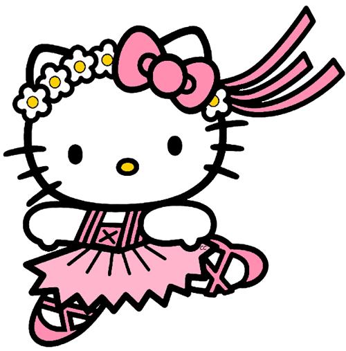 500x507 Hello Kitty Clip Art Images Cartoon Wikiclipart