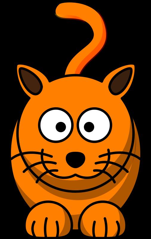 507x800 Cat Clip Art