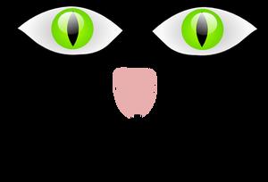 Cat Clipart Vector
