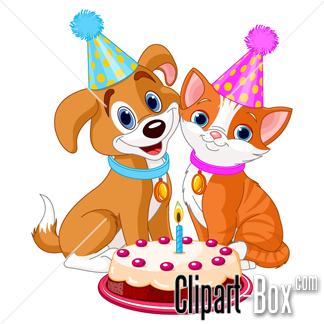 324x324 Graphic Clipart Of Cats And Dogs