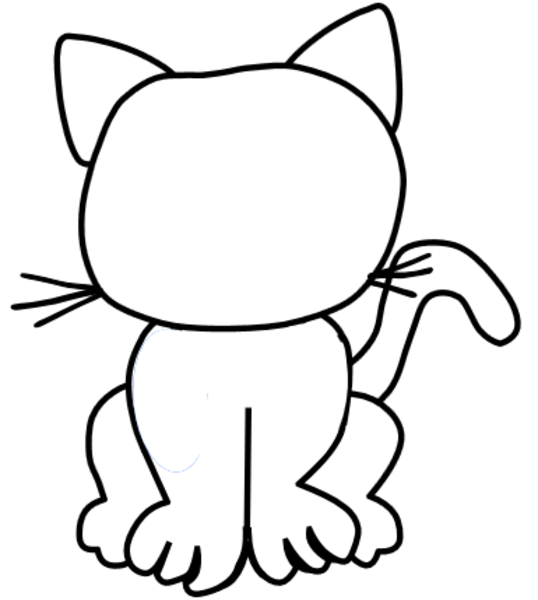 Cat Coloring Pages | Free download best Cat Coloring Pages on ...