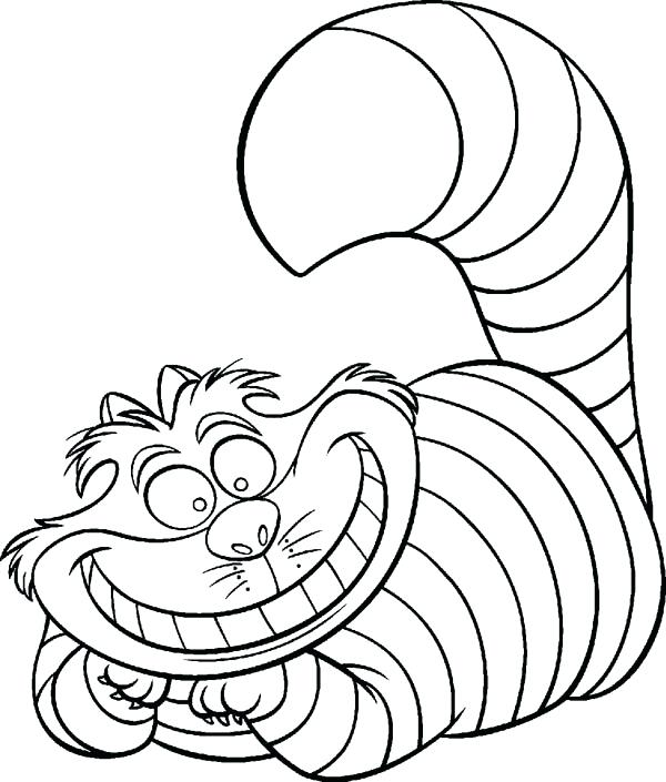 600x705 Printable Cat Coloring Pages Cat Coloring Pages Download Download