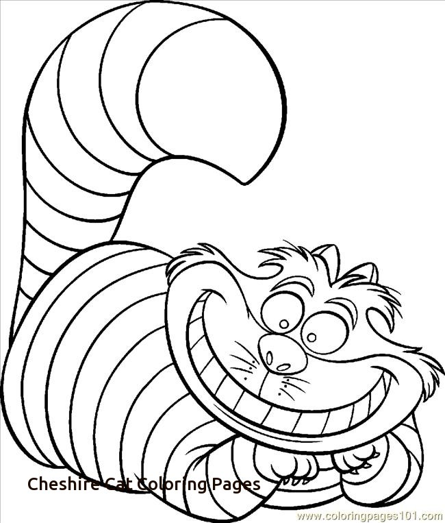 650x763 Best Fresh Cheshire Cat Coloring Pages Coloring Home With Cheshire