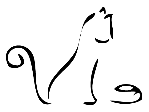 484x362 Cat Line Drawing By Mechanismatic
