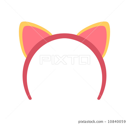 450x434 Cat Ear Hair Band, Headbands, Cat Ears