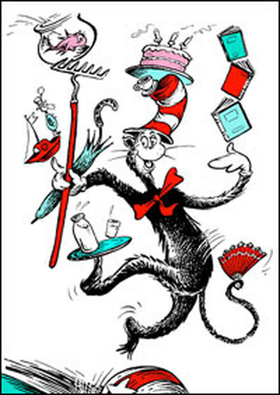 948x1336 Free Printable Cat In The Hat Clip Art