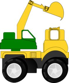 236x283 Cartoon Excavator Clip Art Clip Art Freebies Clip