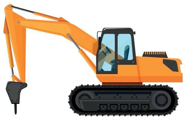 612x395 Cat Clipart Tractor