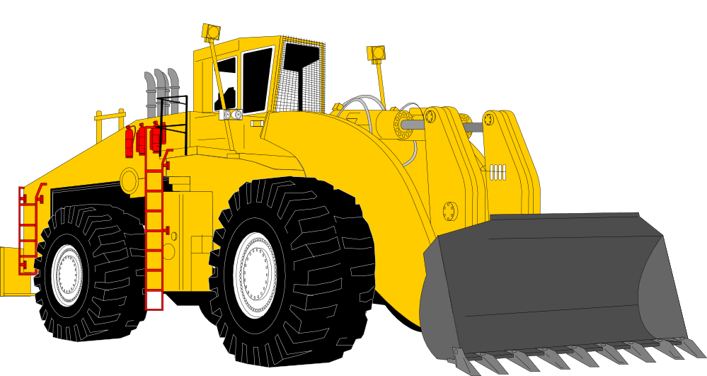 999x531 Dozer Cliparts 204301
