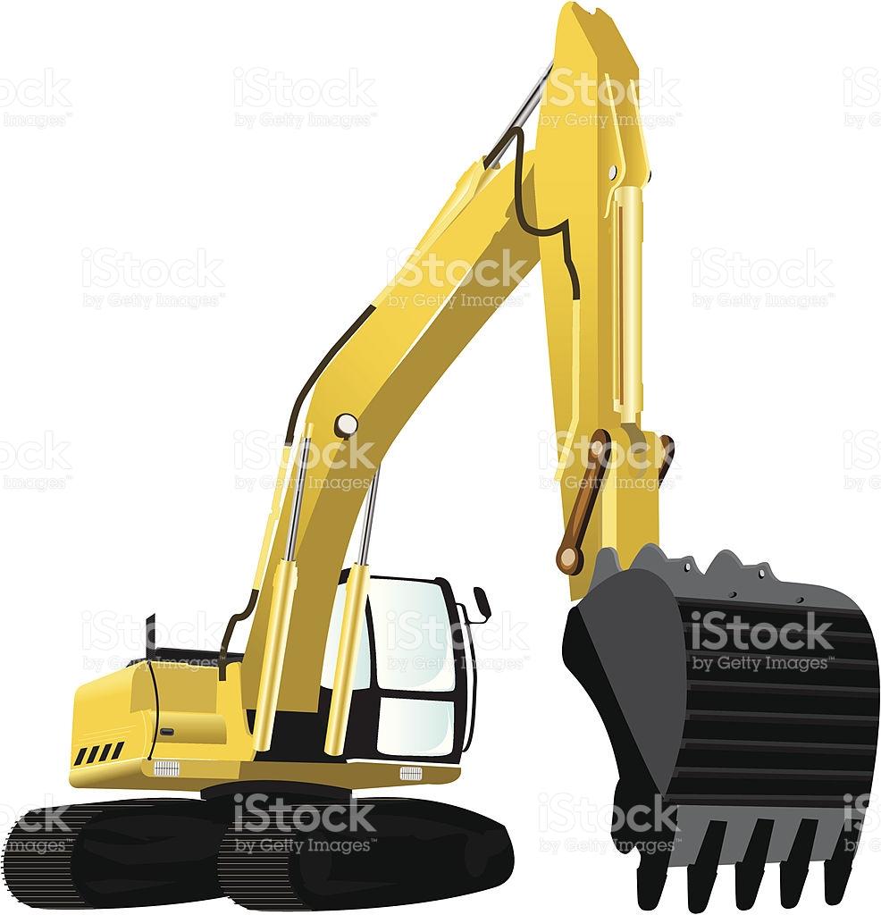 986x1024 Excovator Clipart Excavator Bucket