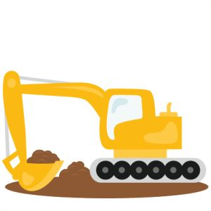 300x300 Boost Excavator Clipart
