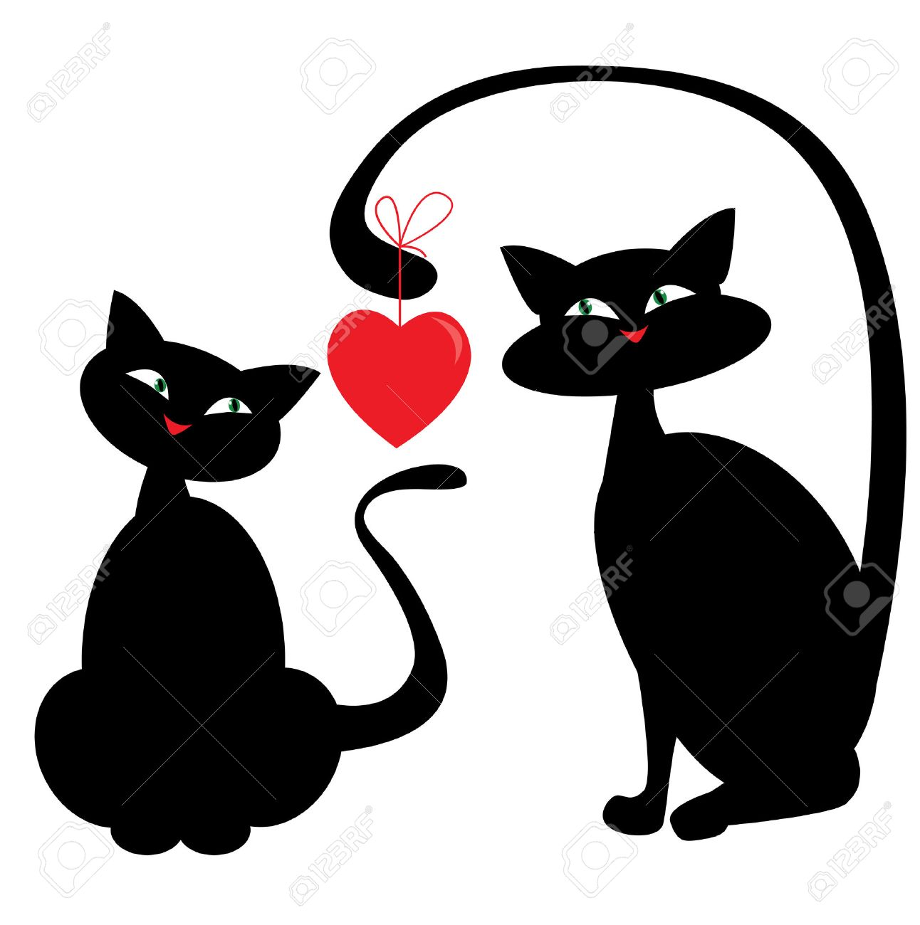1292x1300 Cat Silhouette Stock Photos. Royalty Free Cat Silhouette Images