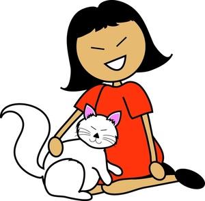 300x294 Pet Clipart Image