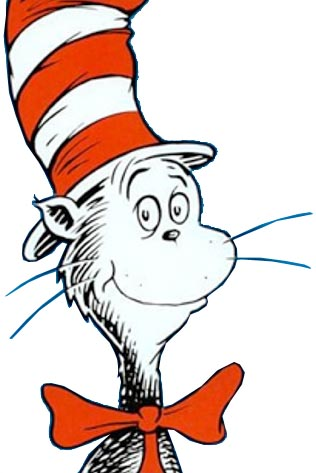316x473 Book Clipart The Cat In Hat