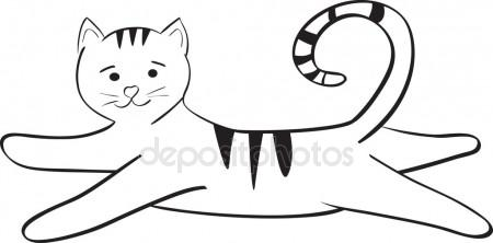450x222 Fat Cat Stock Vectors, Royalty Free Fat Cat Illustrations