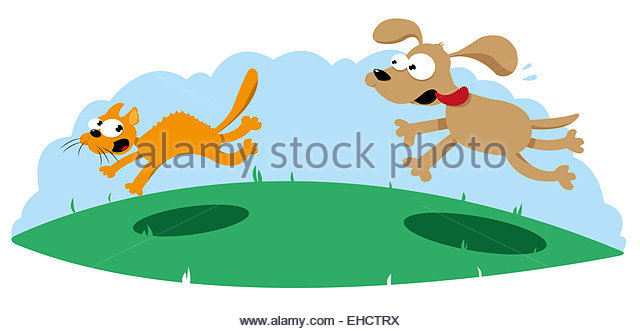 640x331 Vector Illustrations Dog Cat Stock Photos Amp Vector Illustrations
