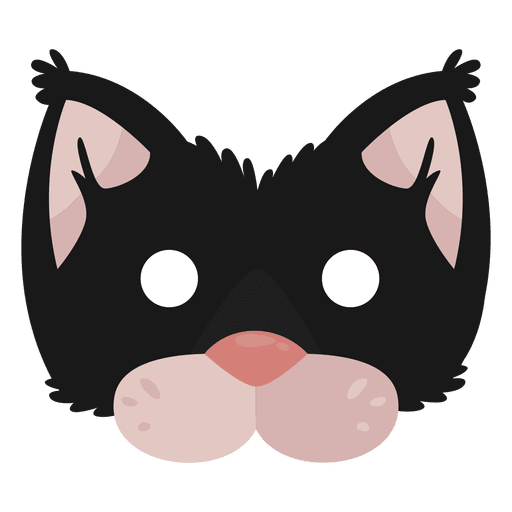 512x512 Cat Costume Mask