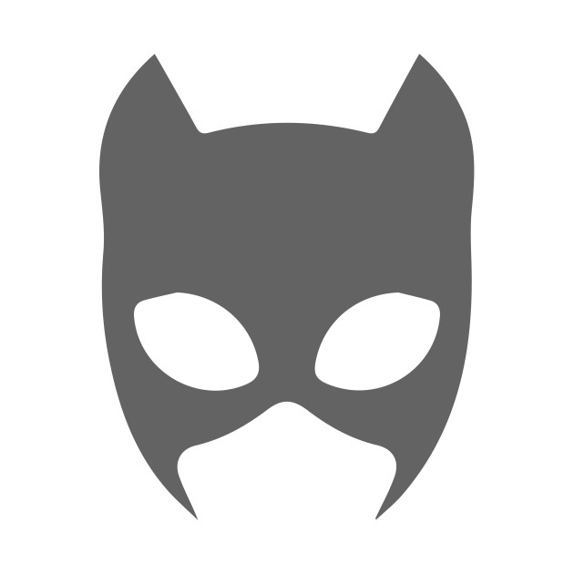 630x630 Mask Clipart Cat Woman