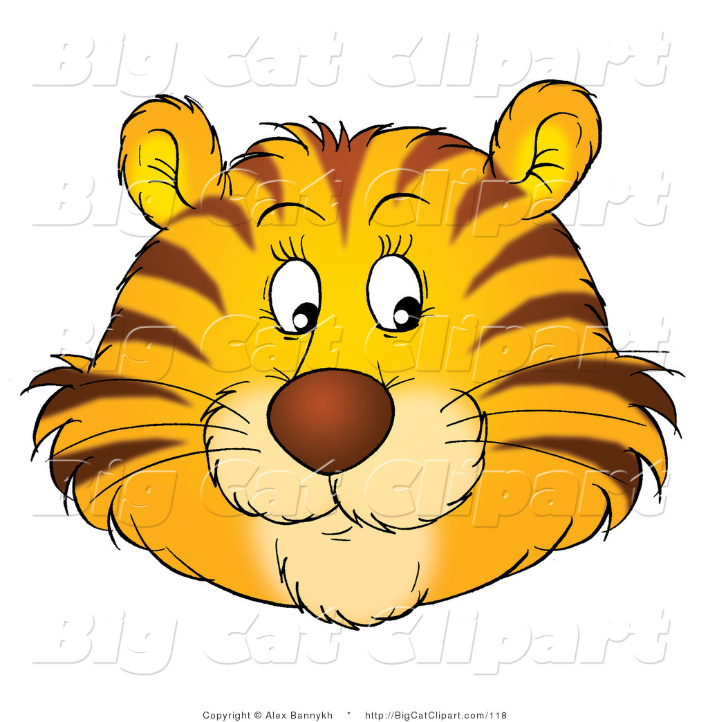 1024x1044 Tiger Clipart Tiger Mask