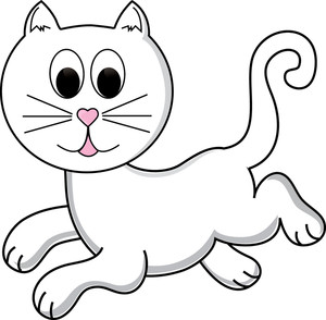 300x294 Free Playful Cat Clipart Image 0515 1102 0614 5903 Cat Clipart