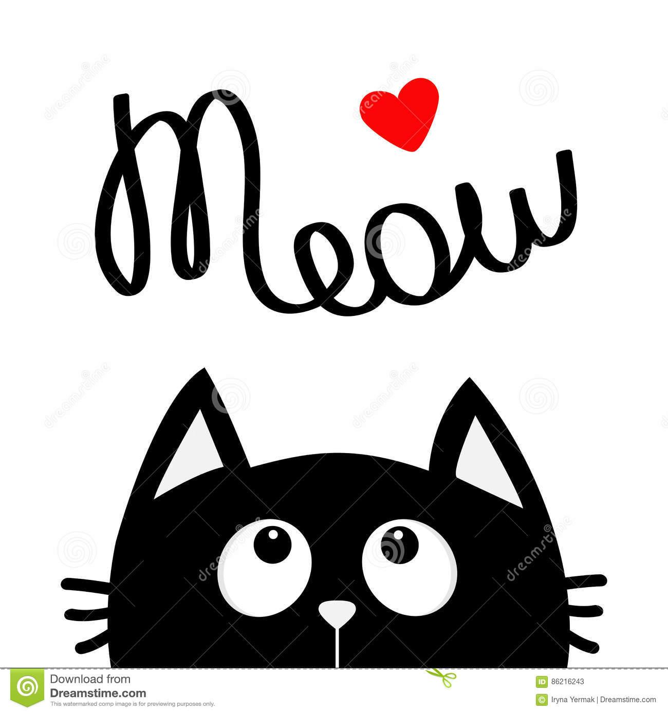 1300x1390 Black Cat Clipart Happy