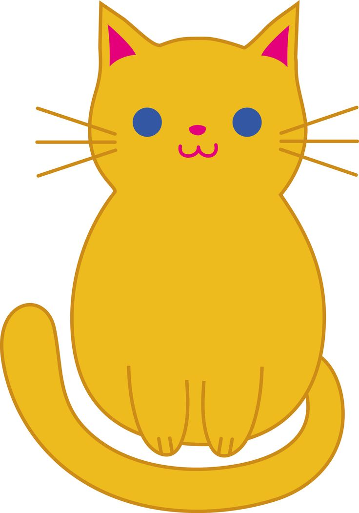 736x1051 Cat Jpg Clipart