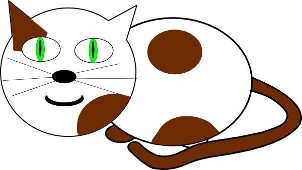 600x339 Top 10 Sitting Cat Clipart