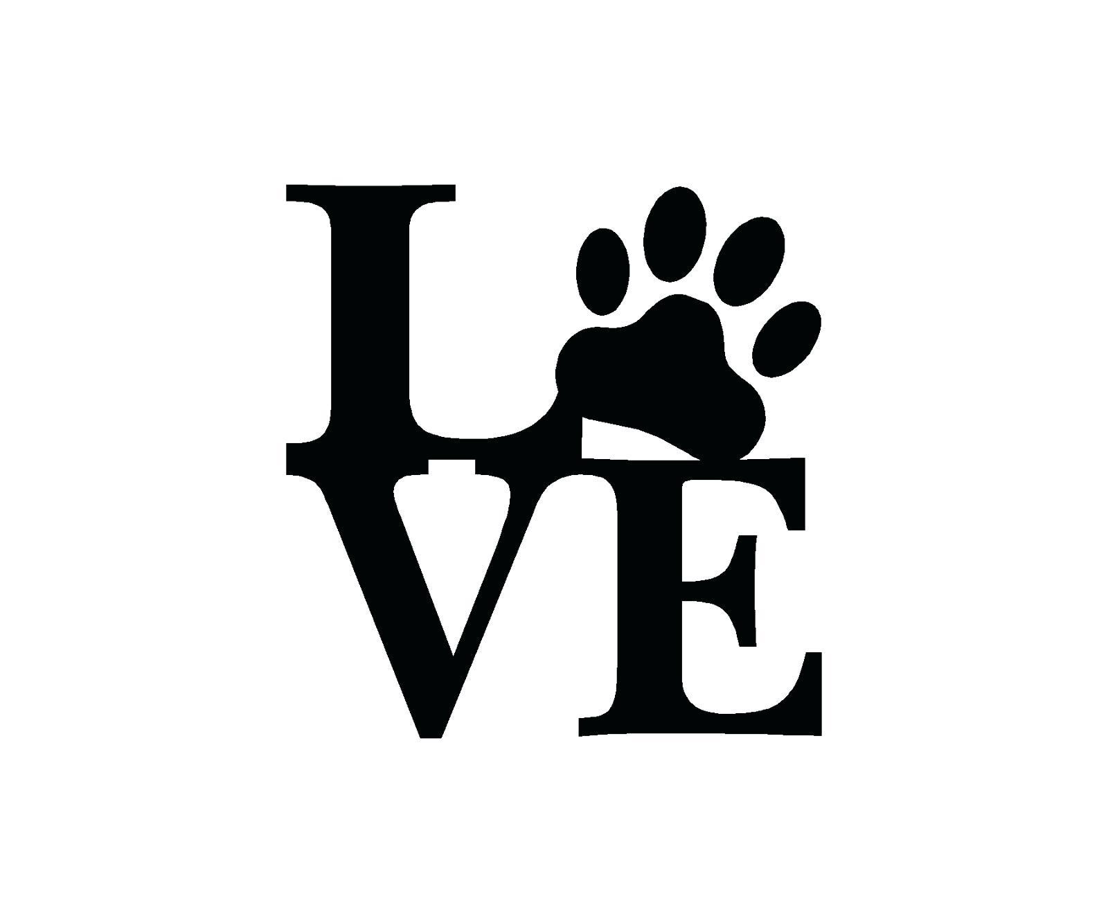 1600x1333 Dog Paw Print Wall Decals Paw Prints Free Download Clip Art Free