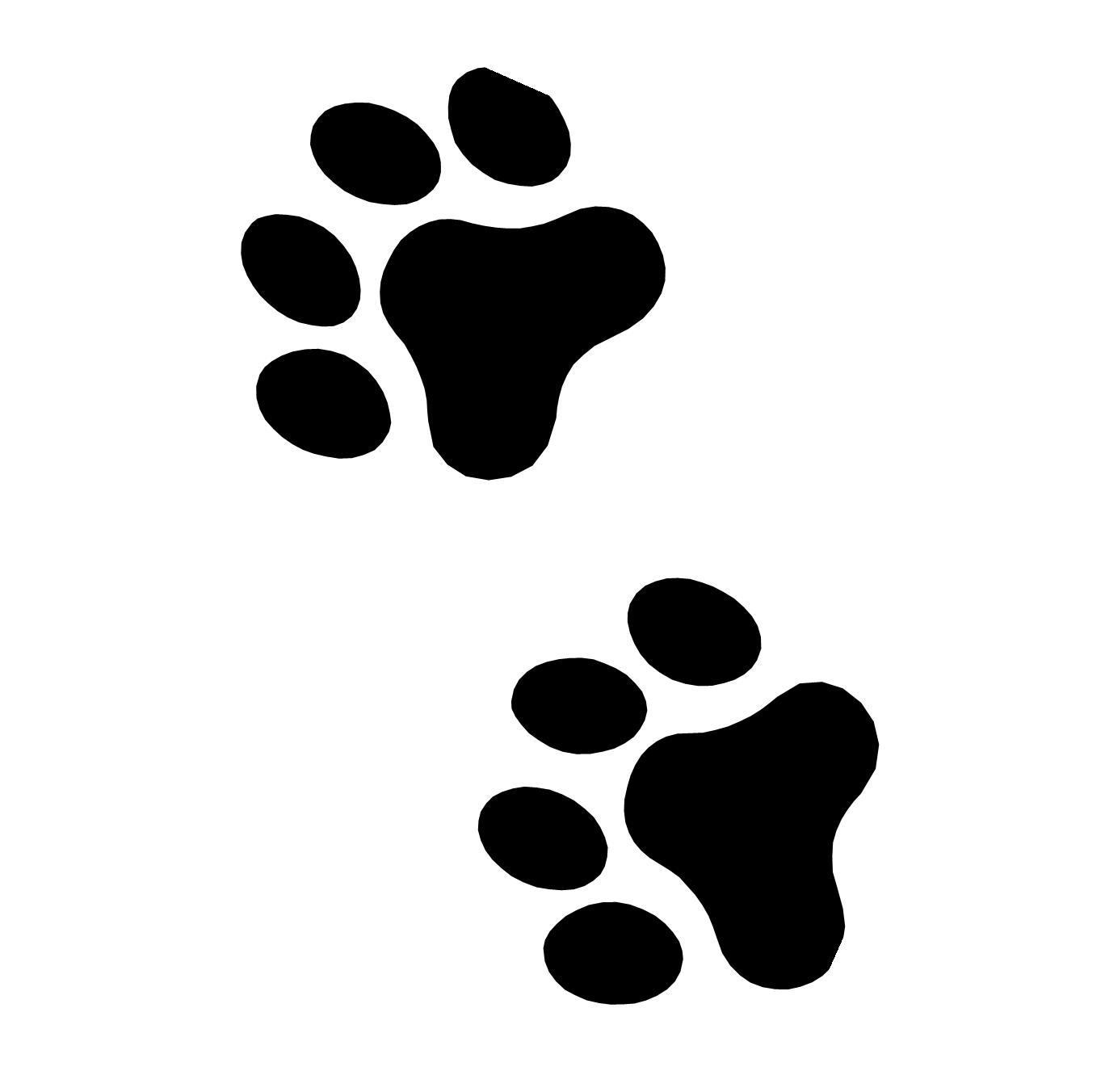 1368x1352 Cat Print Clip Art