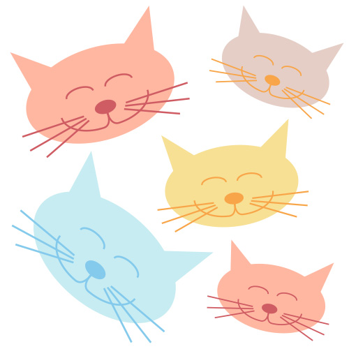 500x500 Cat Clip Art Lovetoknow