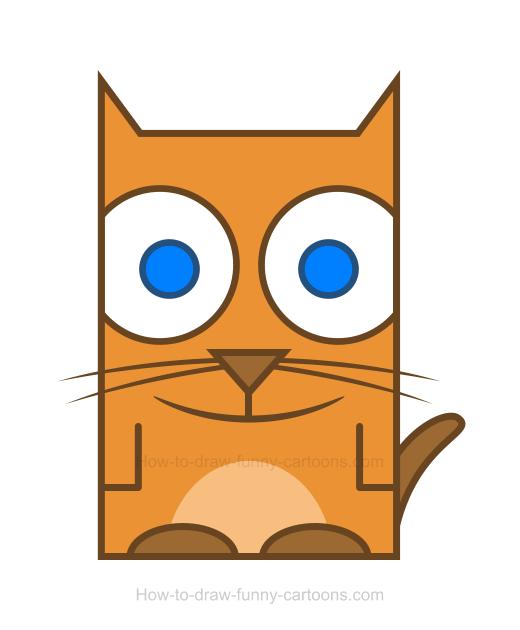 520x630 Cat Clipart