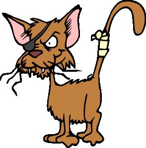 294x299 Cat Clipart Funny