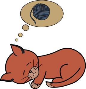 288x300 Kitten Clipart Image