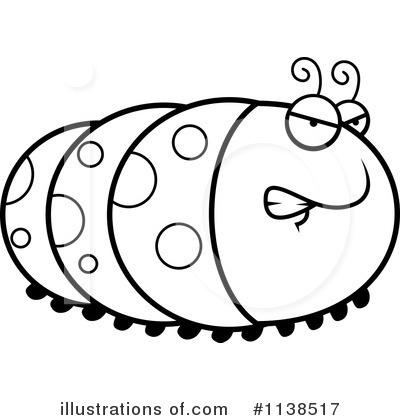 400x420 Caterpillar Clipart