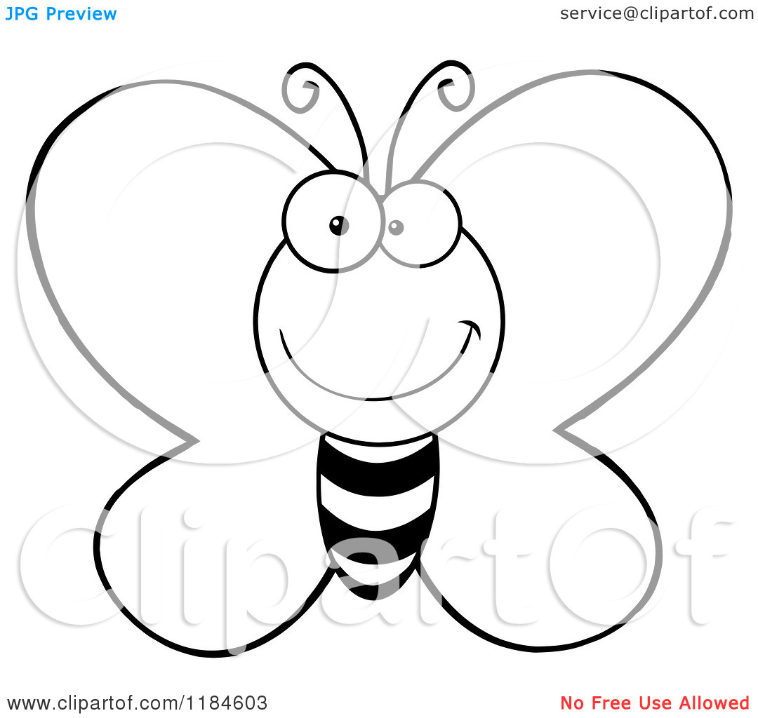 1080x1024 Caterpillar Outline Clipart