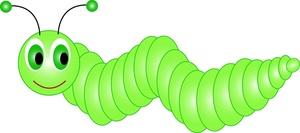 Caterpillars Clipart