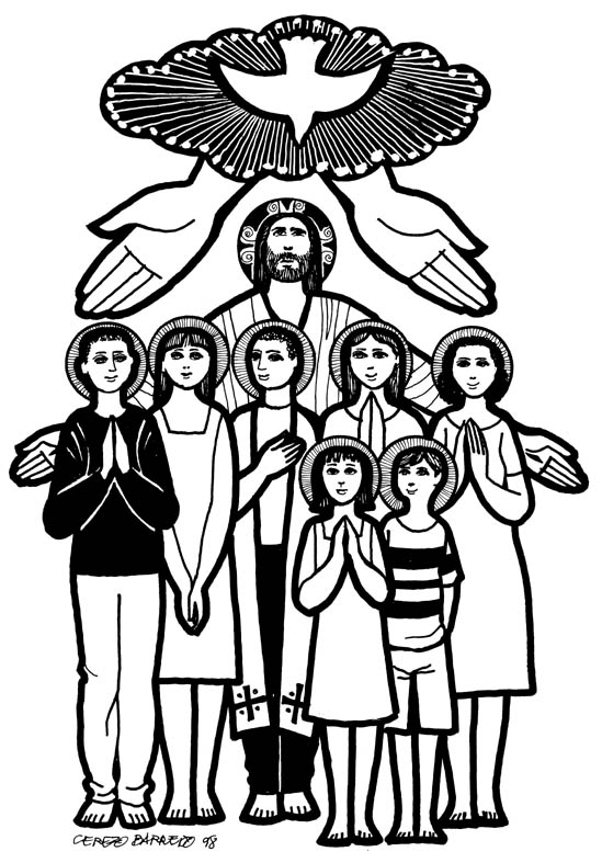 549x787 Clip Art For Religious Education