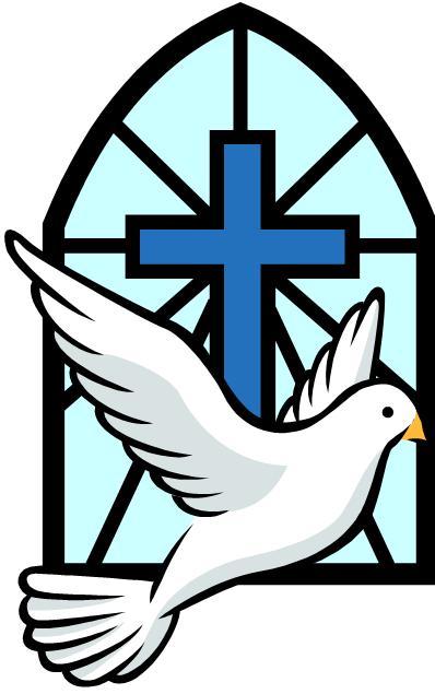 398x635 Catholic Confirmation Symbols Clipart