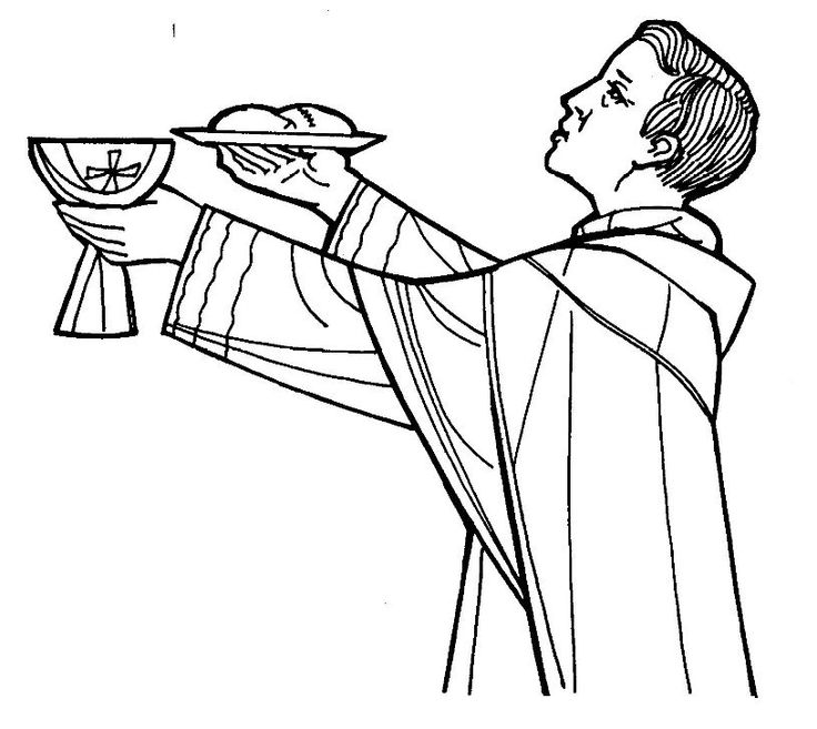Holy orders | Confirmation St Philip Neri |Holy Orders Clipart