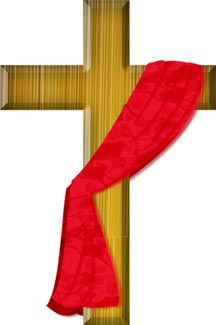 216x325 Catholic Deacon Cross Clip Art