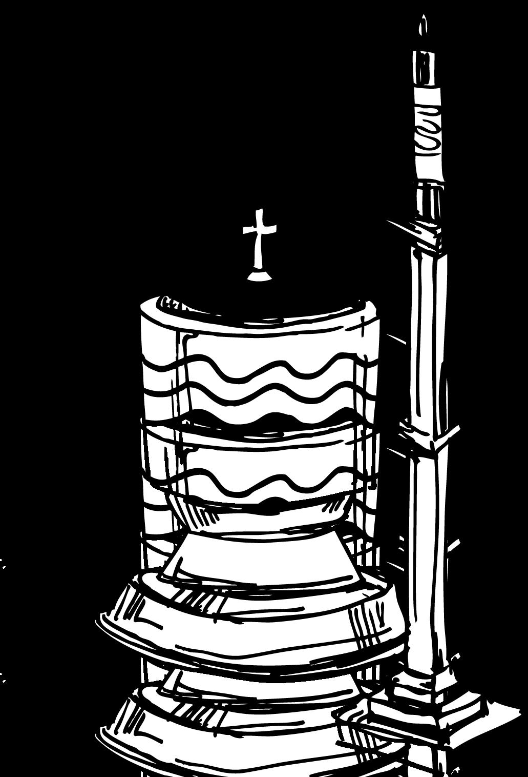 1031x1515 Baptism Cross Clip Art Clipart Panda
