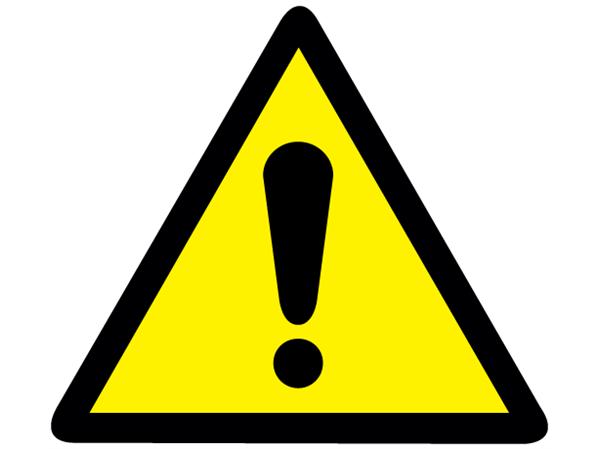 600x449 Caution Symbol Clipart 2230136